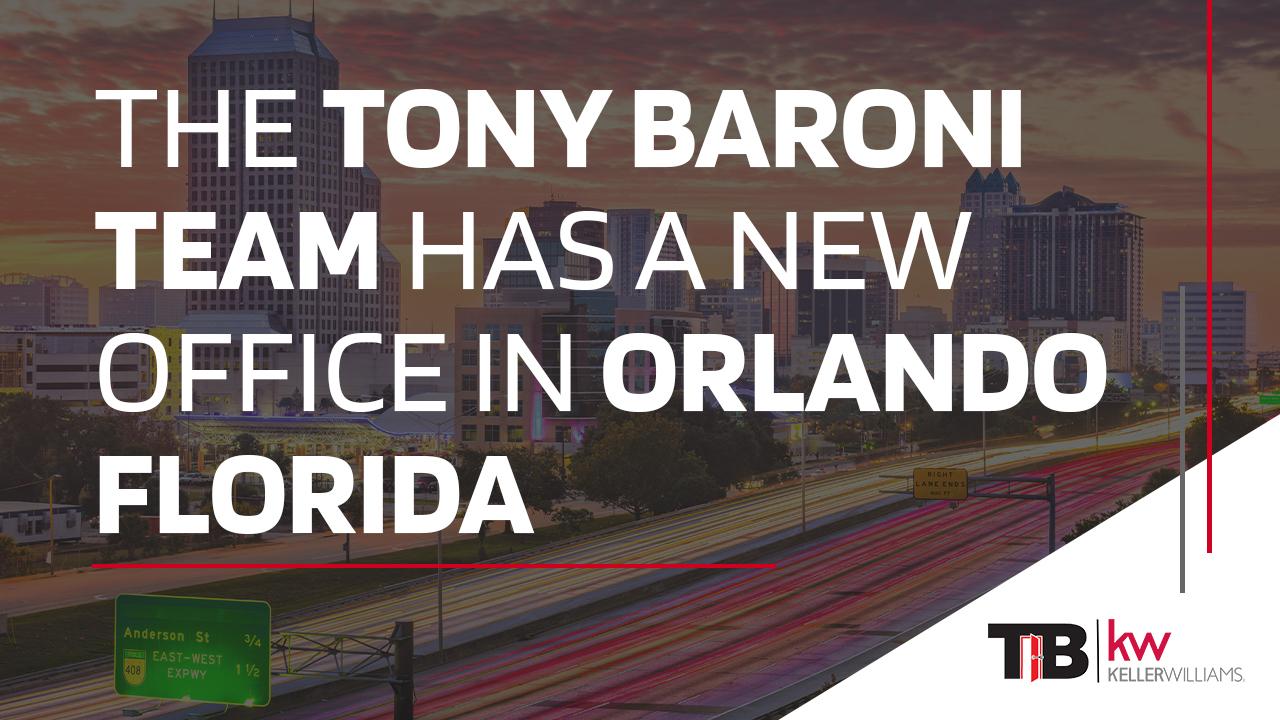 Tony Baroni Team - Orlando Office